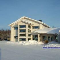 Unsere Niederlassung im Massivholzhaus - Blockhausbau