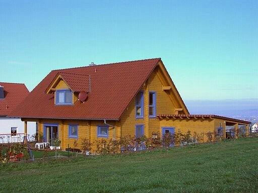 Blockhaus als Wohnhaus - Holzhaus  in Blockbauweise - Fulda - Ansbach - Aschaffenburg - Augsburg - Aurich - Bad Dürkheim - Bad Kissingen - Bad Tölz