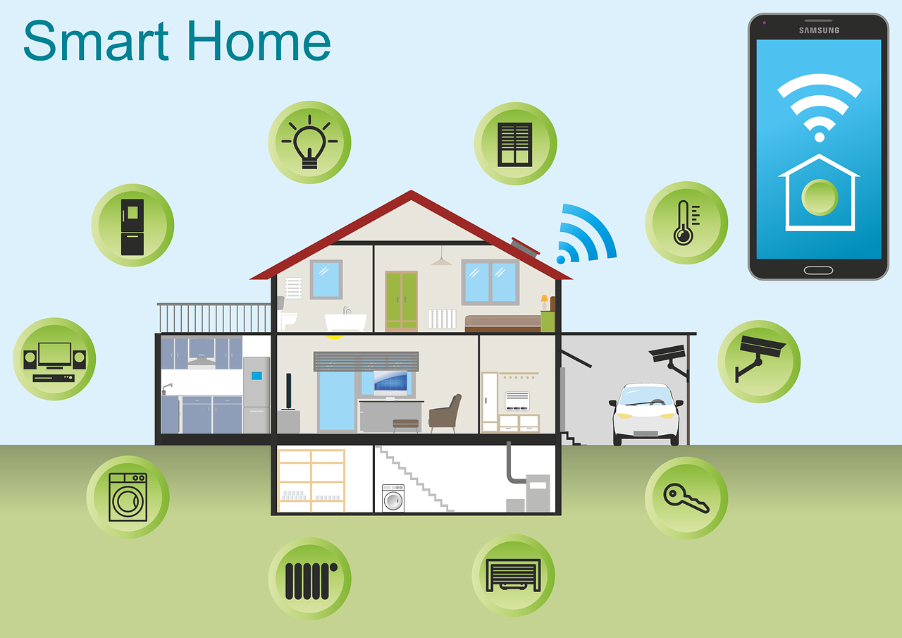 Rustikal trifft Digital: Wie intelligente Haustechnik unser Leben verändern könnte