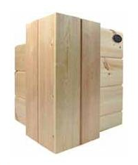Kurzecke für Massivholzhäuser in Blockbauweise - Blockhausbau - Wohnhaus