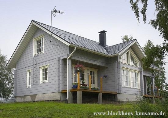 Blockhaus als Einfamilienhaus bauen - schlüsselfertig  - Hamburg - Frankfurt - Mecklenburg