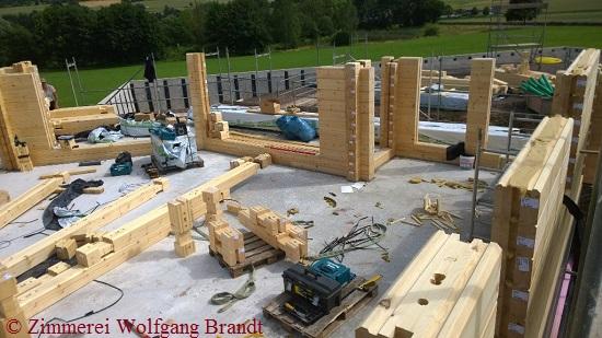 Blockhausbauer - Blockhaus planen bauen - Fulda