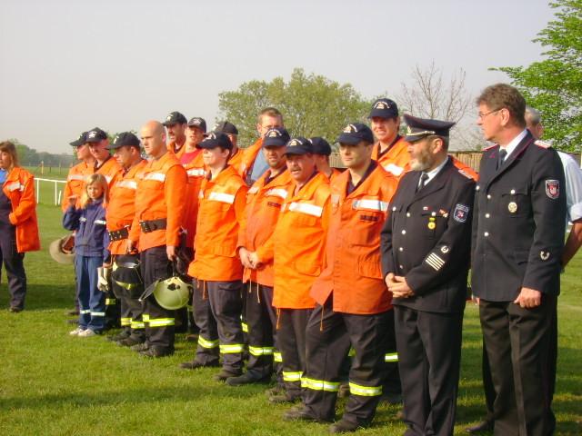 Vergleichswettkämpfe 2007 in Parum