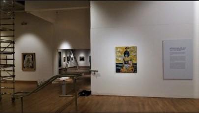 田中拓馬さんの Blue Rose がアルスター国立博物館に!