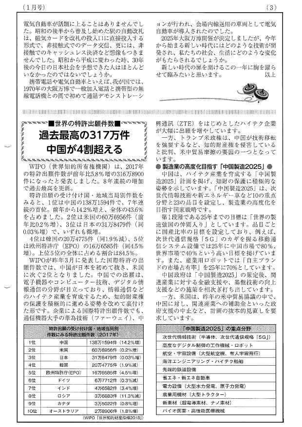知財サービスニュース3
