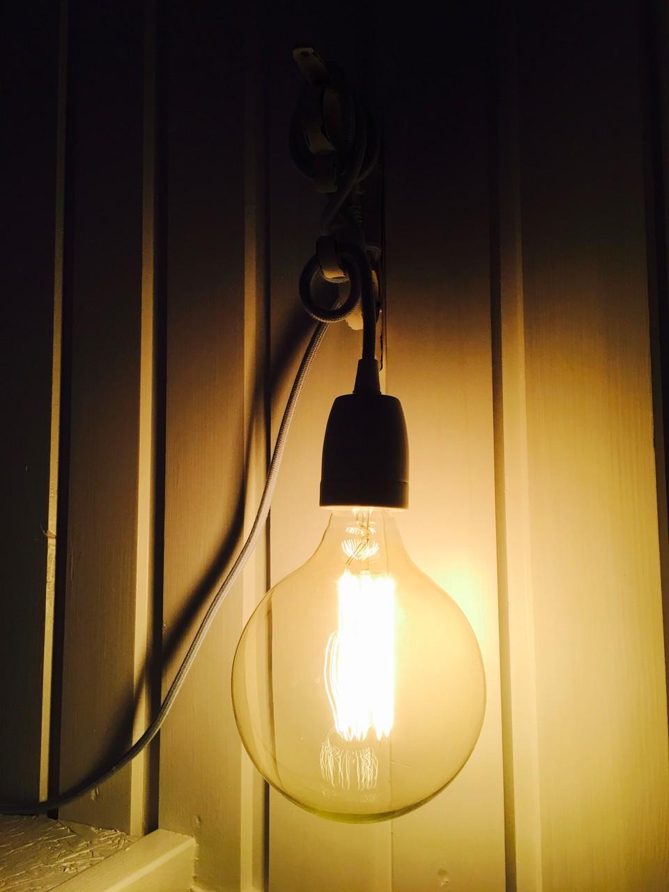 Warmes Licht in grellen LED-Zeiten