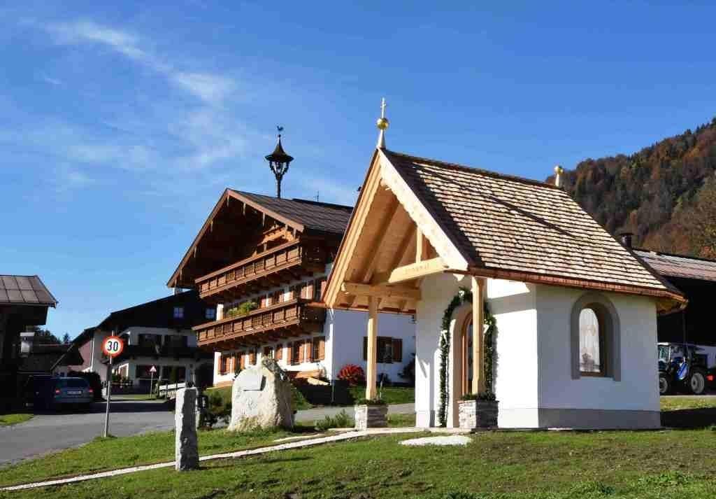 Unsere Hofkapelle (erbaut 2015)