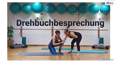 Die Einheiten werden von Anke Schwerdtle (li) und Michaela Thomée zuvor geplant.