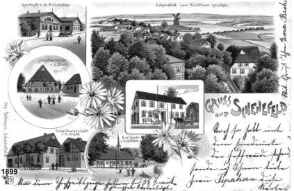 Postkarte 1899