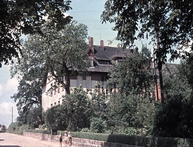 Das Foto stammt  von  Christian Joachim Gerlach (1908 - 1962) und ist etwa 1955/56 gemacht worden.