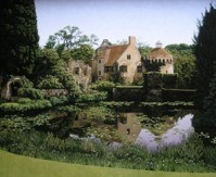 """ Scotney Castle Garden""  Original Composition"