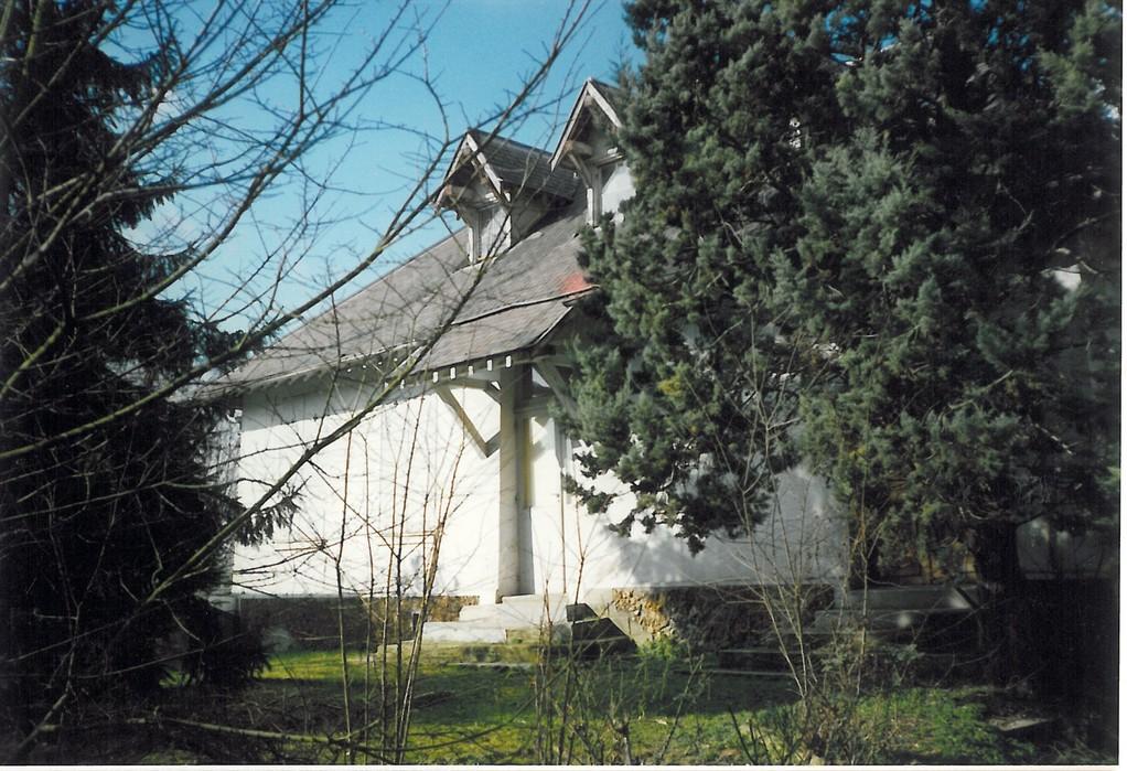 Ecole Notre Dame premiers batiment et classes - 1988 - 1989