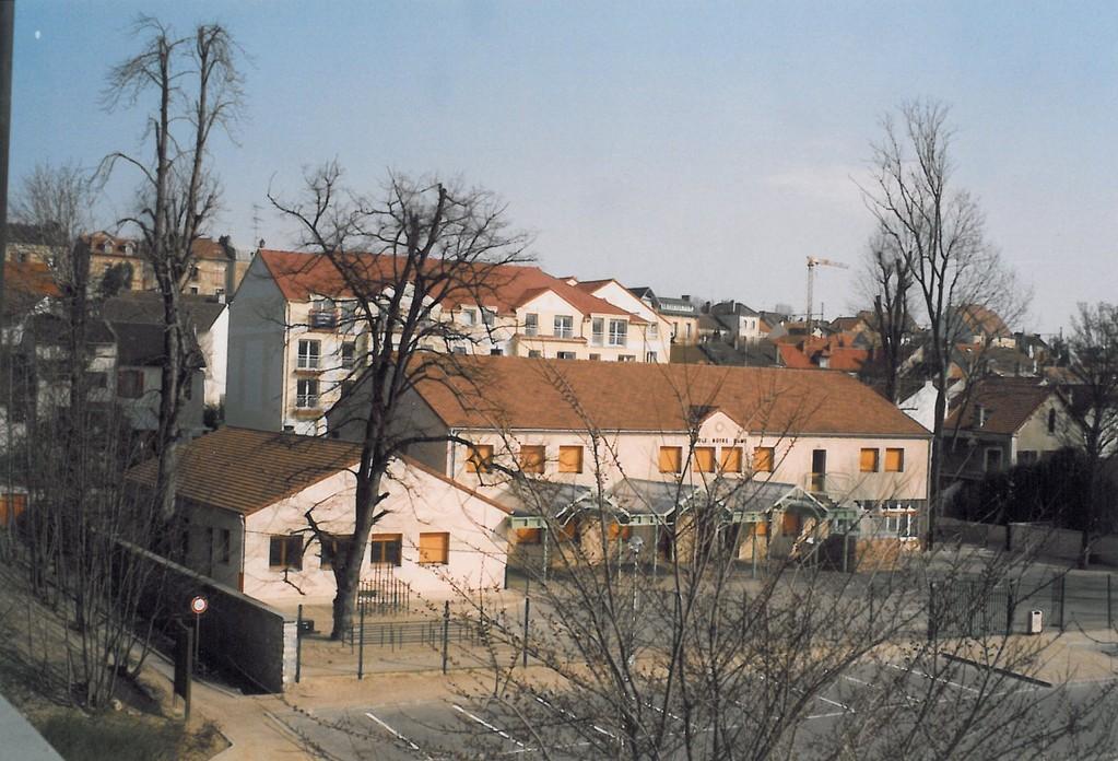 Ecole Notre Dame  nouveaux batiments 1992 - 1993