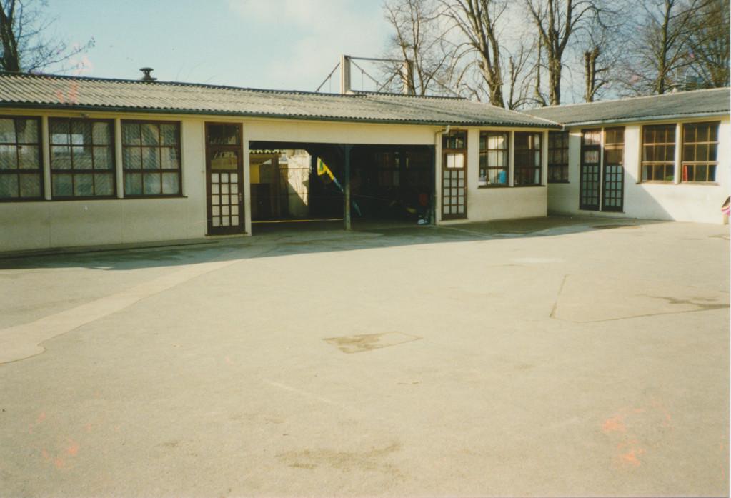 Ecole Notre Dame classes maternelles - 1988-1989