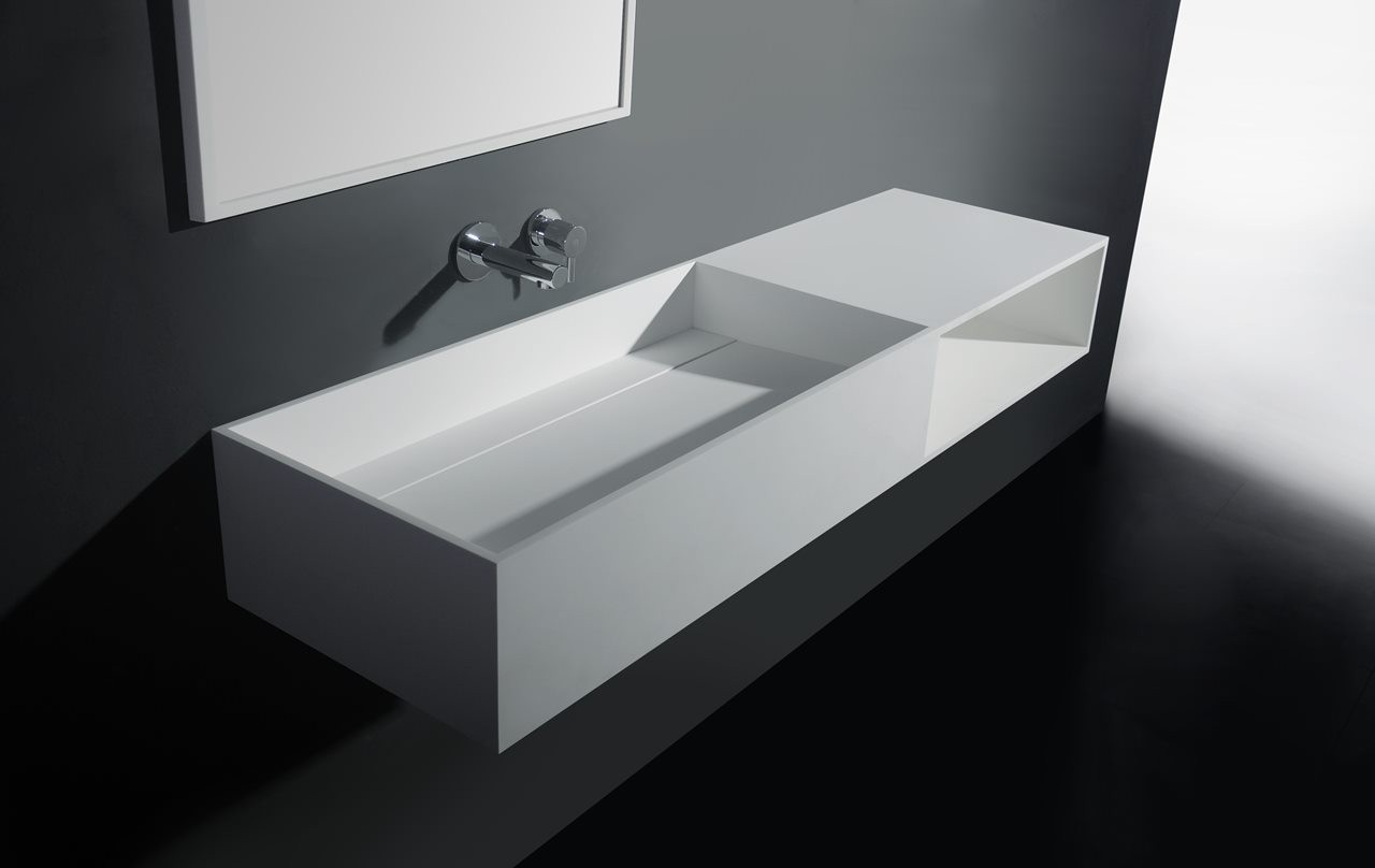 120-278602 SolidPURE washbasin 1400x376x200mm