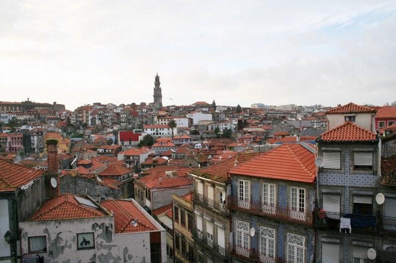 ポルト旧市街地