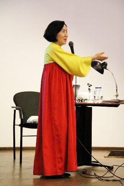 朴南姫教授による特別講演