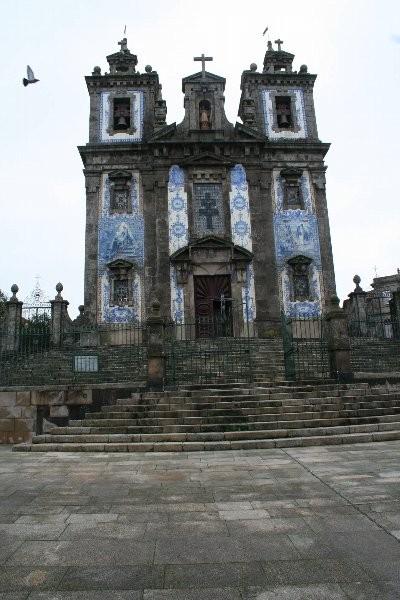 サント・イルデデフォンス教会
