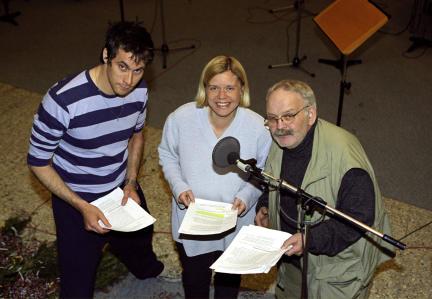 Hörspielproduktion WDR