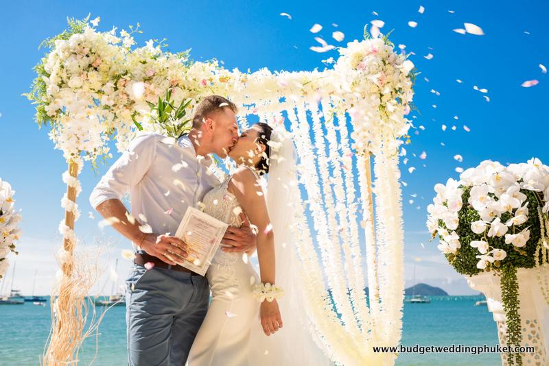 Свадьба в Таиланде на пхукете