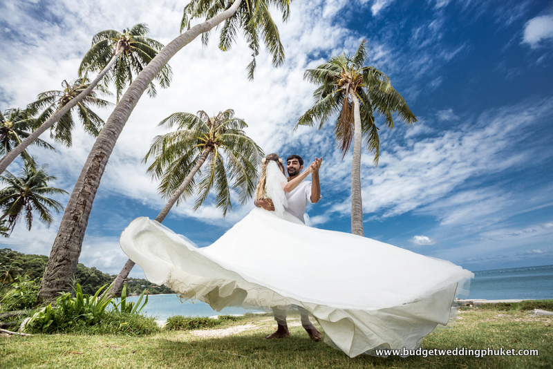 СВАДЬБА НА ПХУКЕТЕ by RED LOTUS WEDDING AGENCY