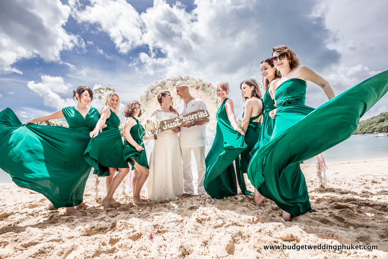 Свадьба на Пхукете by Red Lotus Wedding Phuket