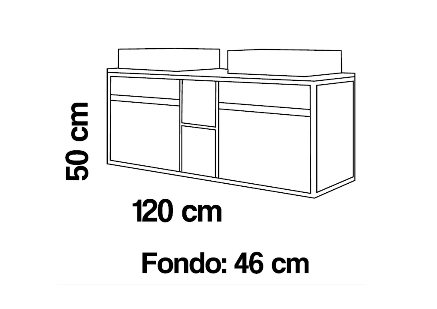 Medida Katus 120 cm