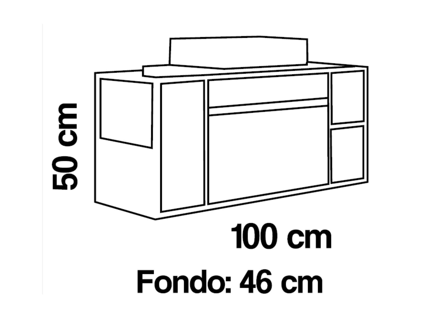 Medida Katus 100 cm