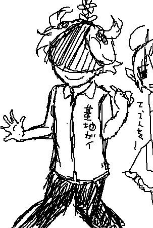 パロ・お下品注意報☆ ということで ブルマスク