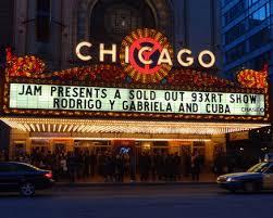 Tour Rodrigo & Gabriela