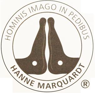 Logo Hominis imago in pedibus von Hanne Marquardt