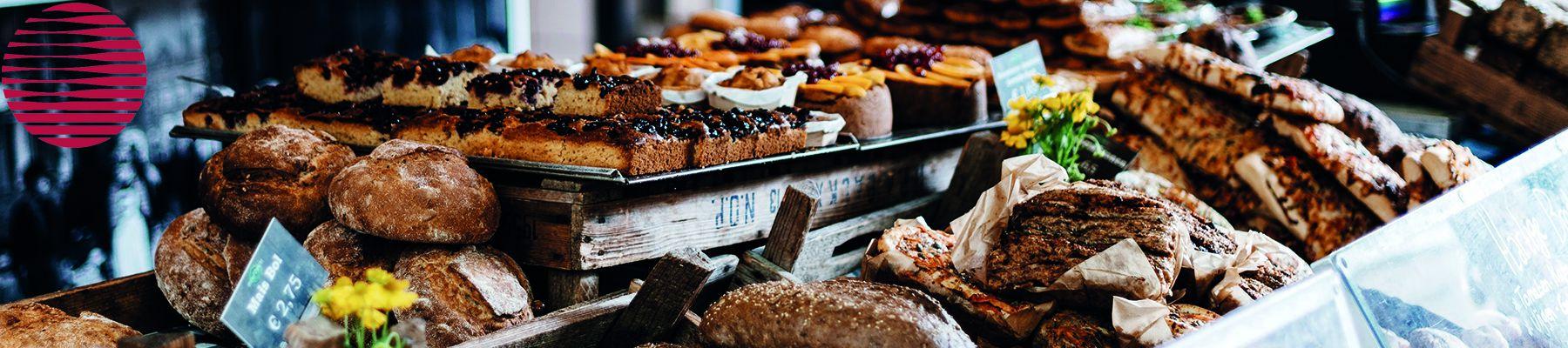 Auch Bäcker und Konditoren benötigen Bürosysteme. Bürotechnik Stroh hat jahrelange Erfahrung in der Branche.