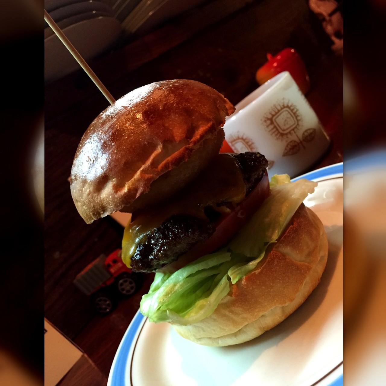 LBハンバーガー ¥1,000