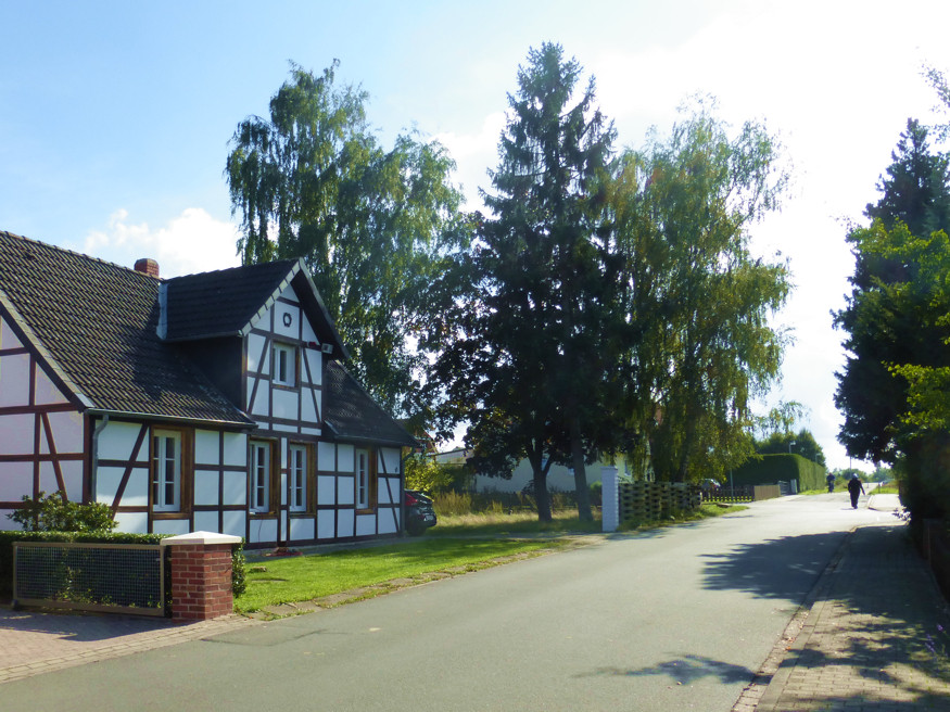 Straße 'Am Mühlenberg'