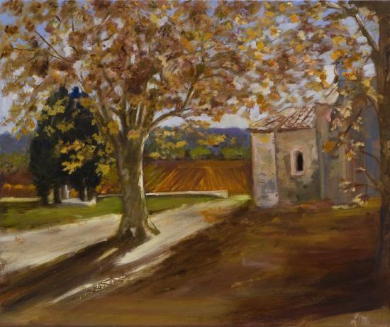 chapelle dans les cevennes