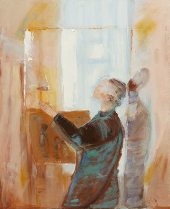 Reflet d'artiste