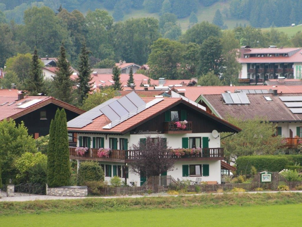 Inzell Karte.Chiemgau Karte Ruhpolding Inzell Haus Schwalbennest In Inzell