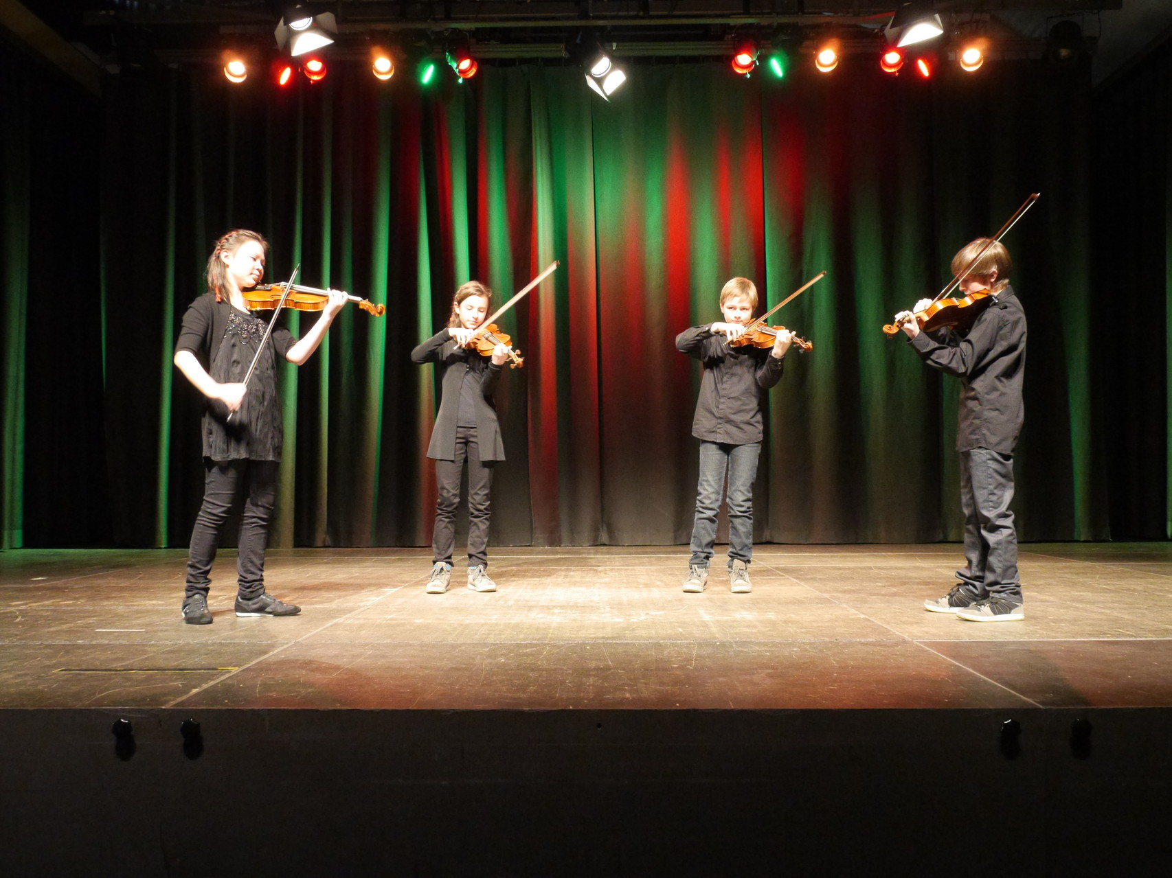 Hamapaati-Quartett