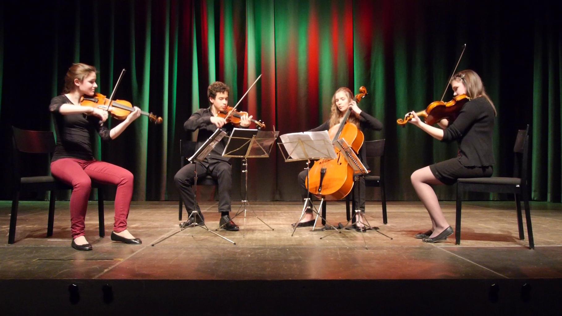 Kamazabra-Quartett