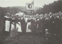 Standartenweihe 1925
