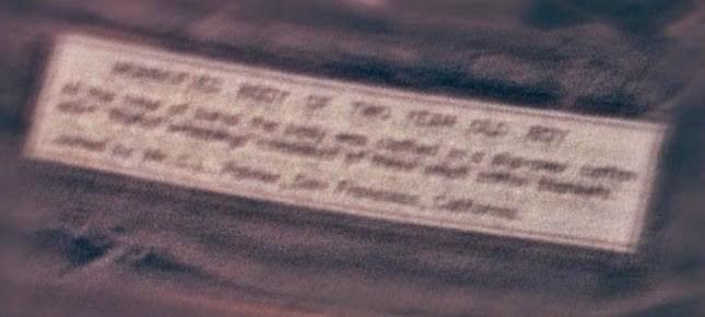 """Elaborazione di Nab Lator del gruppo """"Roswell Slides Research"""""""