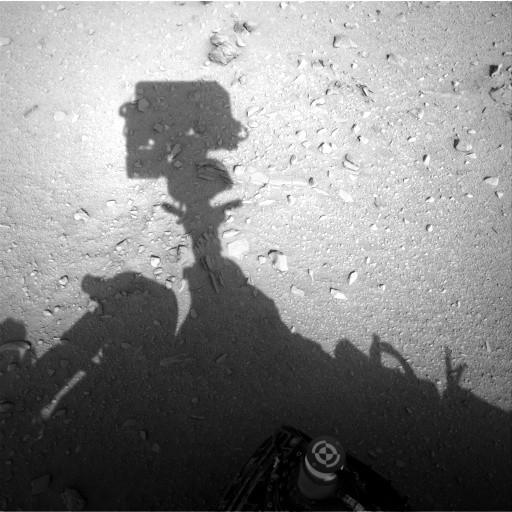Navcam: Left A 2012-09-26 13:59:32 UTC (Image Credits: NASA/JPL-Caltech)