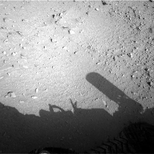 Navcam: Left A 2012-09-26 14:00:07 UTC (Image Credits: NASA/JPL-Caltech)