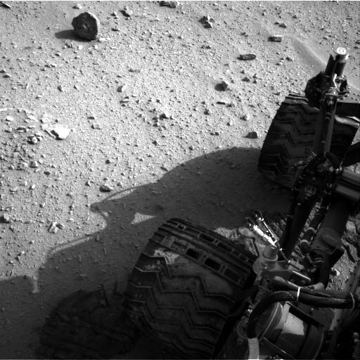 Navcam: Left A 2012-09-26 14:01:11 UTC (Image Credits: NASA/JPL-Caltech)