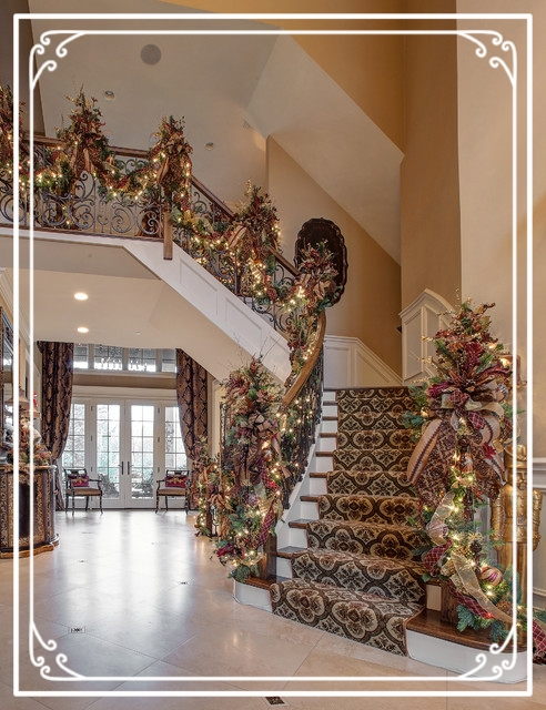 navidad, decoracion a domicilio, santa clos, arbol de navidad
