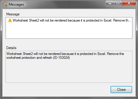 Analysis Office Excel Sheet Protection