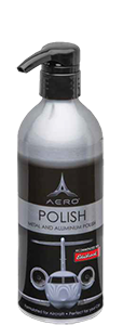 POLISH - Aluminium und Chromstahl Reiniger-/Politur