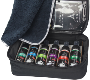 AERO Mini 6 Travel Kit (74 ml/Produkt)