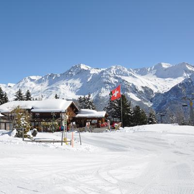 Lenzerheide - Mountain Restaurant Acla