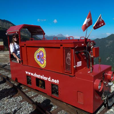 Vertic Alp - new electric Engine